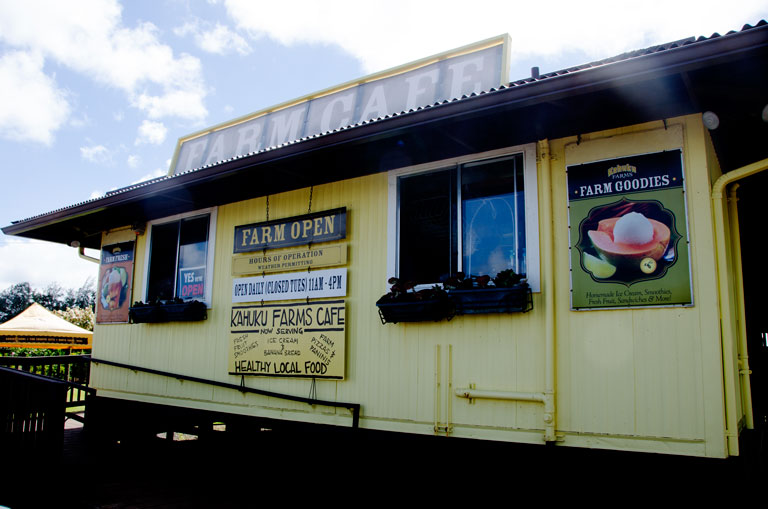 Kahuku Farms Farm Cafe