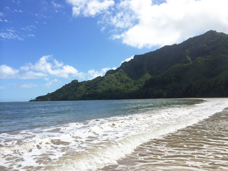 beach-oahu