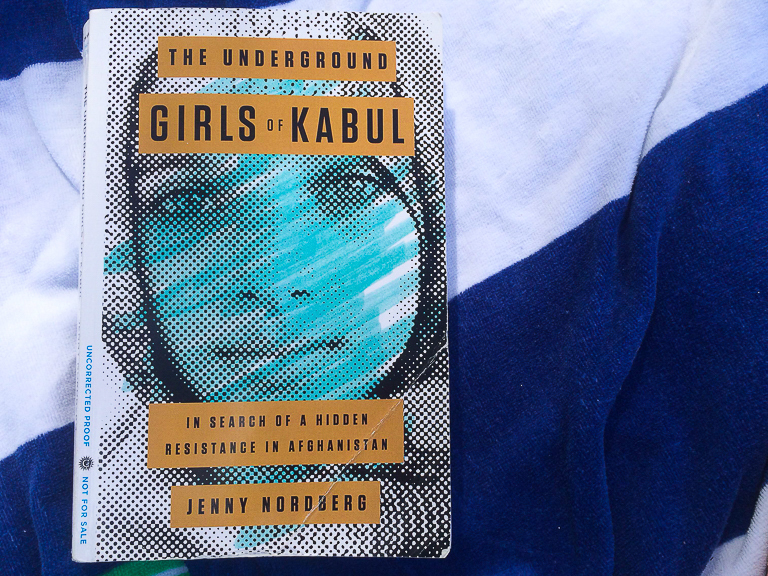The Underground Girls of Kabul In Search of a Hidden Resistance in Afghanistan-1