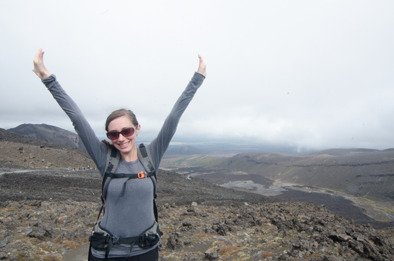Tongariro Alpine Crossing in Pictures-14