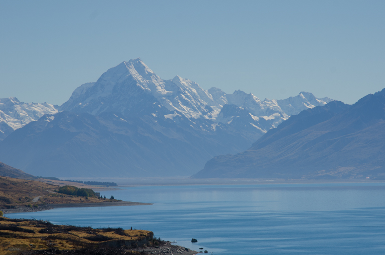 Mount Cook New Zealand-1