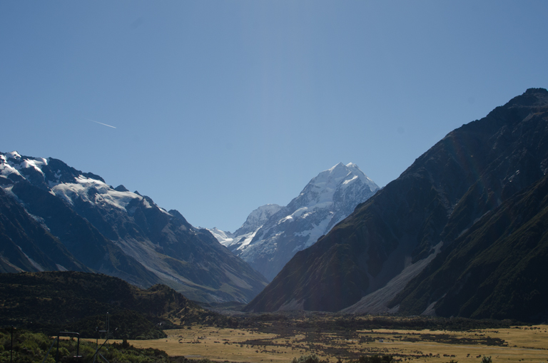 Mount Cook New Zealand-7