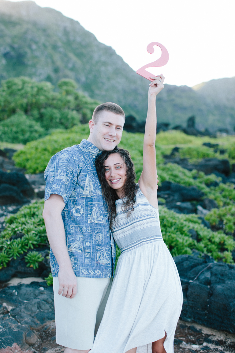 The Two Year Honeymoon Anniversary Photos in Hawaii (9 of 28)