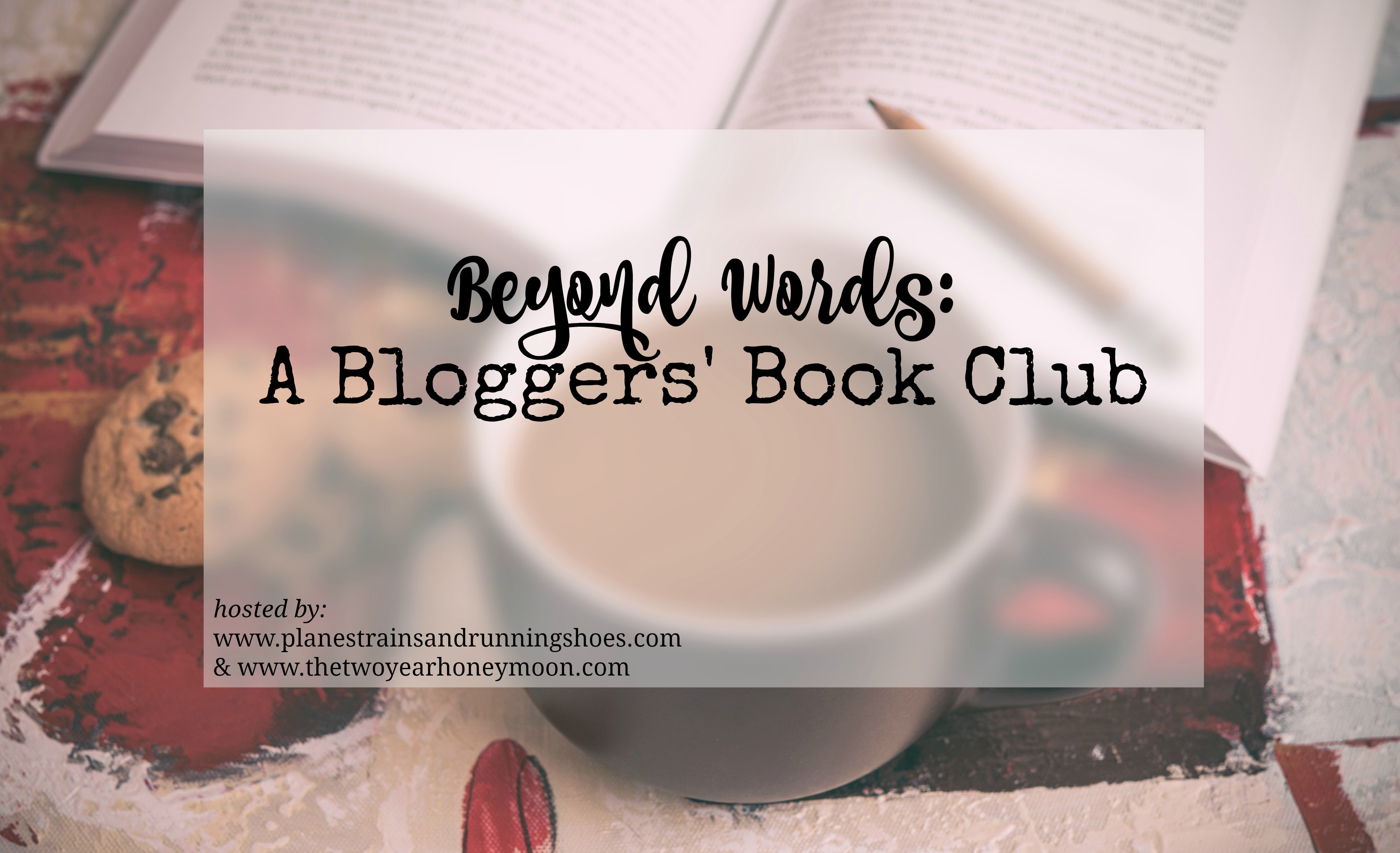 beyond words a blogger's book club copy